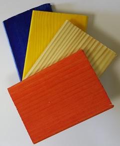 Пленкообразующие ЛКМ для окраски древесины