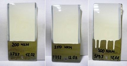Системы с высоким сухим остатком для двухкомпонентных полиуретановых покрытий