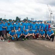 Корпоративный тимбилдинг на спортивных парусных яхтах Platu 25