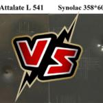 Synolac 385*60 VS. Attalate L 541