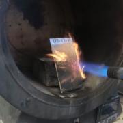 Провал огневых испытний